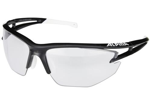 Alpina Eye-5 Shield CM+ - Lunettes cyclisme - rouge/noir 2018 Lunettes 6kI5Za